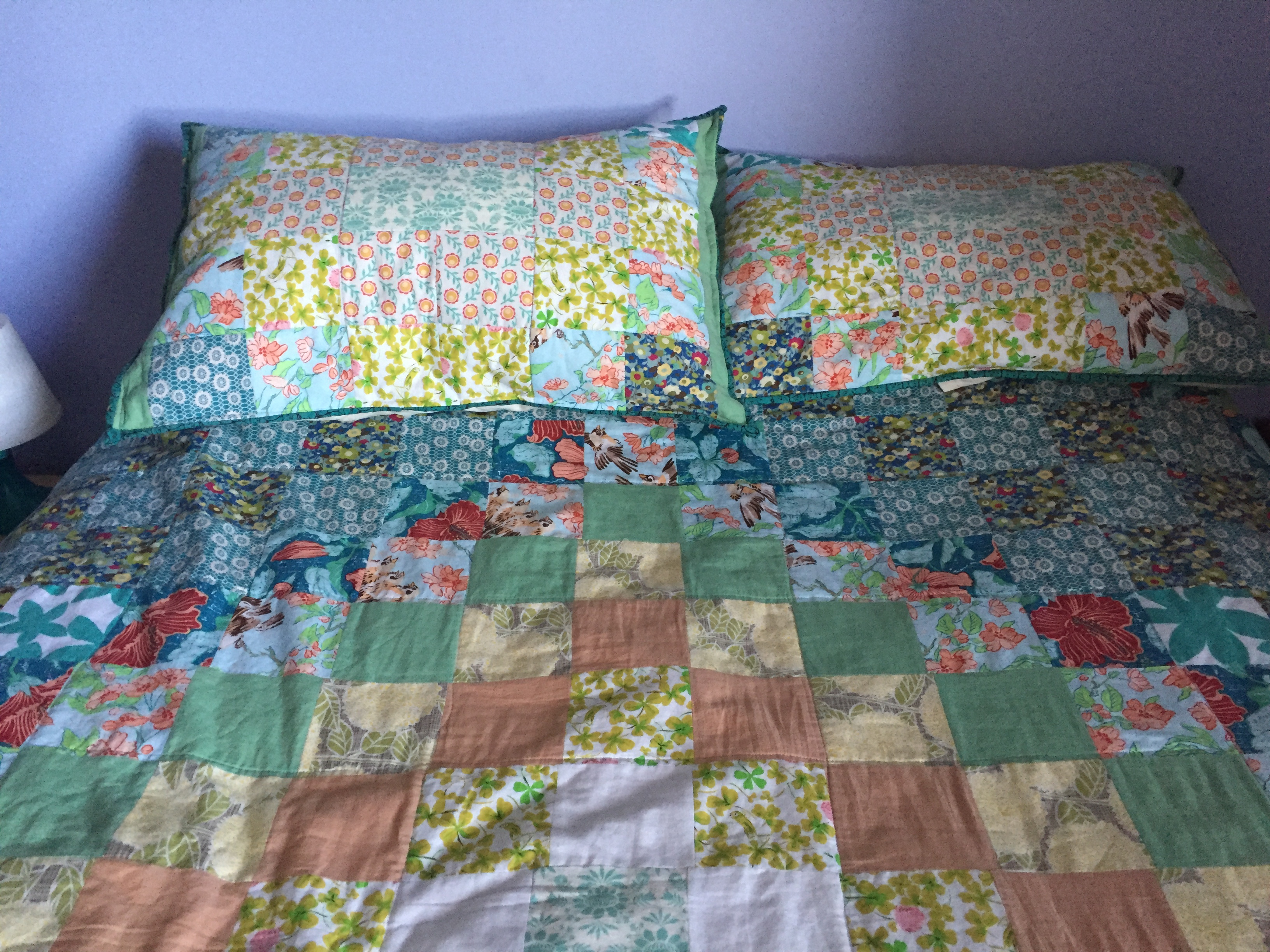 BEHOLD! QUILT!